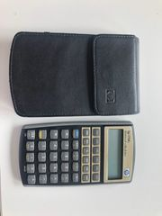 Finanzmathematischer Taschenrechner HP
