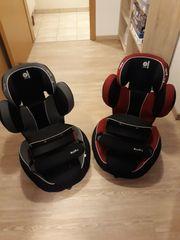 2 Kindersitze von Kiddix mit