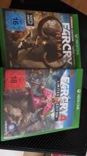 2 XBOXONE Spiele Far Cry