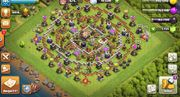 Clash of Clans TH 11