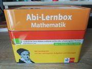 Abi-Lernbox Mathematik von Klett