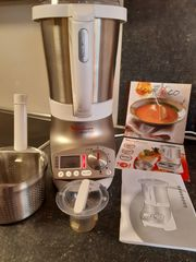 Moulinex Thermo Standmixer