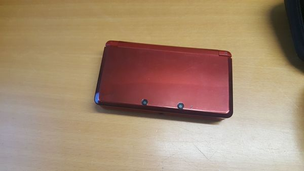 Nintendo 3DS inkl Hülle 3