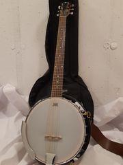 Gitarren-Banjo
