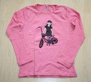 Mädchen Langarm Pullover Kinder Sweatshirt