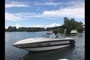 Sportboot Mariah mit Einsitzer Motor