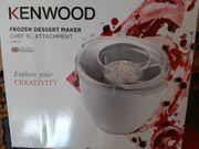 Eisbereiter für Kenwood Küchenmaschine neuwertig