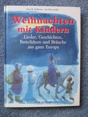 Buntes Bastelbuch für Kinder Weihnachten