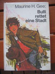 Spannendes Jugendbuch Bulli rettet die