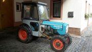 Eicher Traktor Schlepper 542 mit