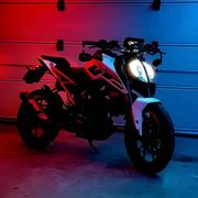 Motorrad KTM DUKE 125 TOP