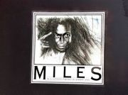 Miles - an illustrated Portrait - Miles