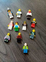 VERSCHIEDENE LEGO FIGUREN