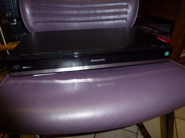 PANASONIC DMR-BCT 720 Blu-ray Recorder