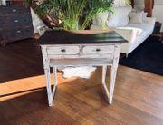 Schminktisch - Tischchen Vintage - Shabby