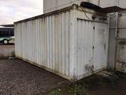 Bürocontainer 6m Länge in Weinheim