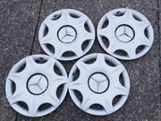 4x Mercedes Benz Radkappen 16zoll