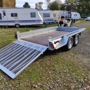 Maschinentransporte Brenderup -MT3651 Neu Garantie