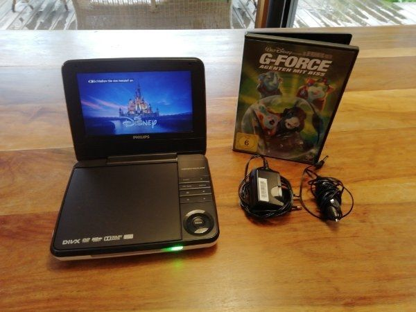 Philips- Portable DVD Player