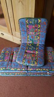 3 Auflagen für Gartenstühle