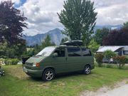 VW T4 Camper Selbstausbau