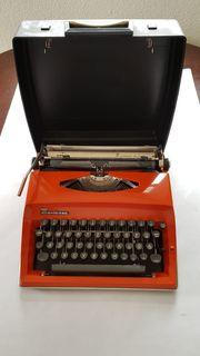 Schreibmaschine Adler Contessa de Luxe