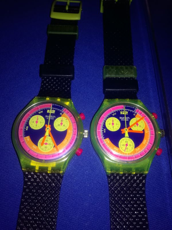 Swatch Chrono