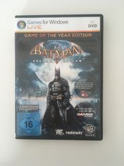 Batman Arkham Asylum PC Spiel