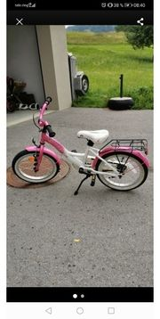 Mädchen Fahrrad 3-6 jahre