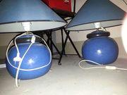 2 Stk Nachttischlampen