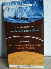 HÖRBUCH Das Rennen zum Südpol