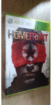 Homefront X Box 360