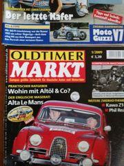 Oldtimer Markt 229 Stk Zeitschriften
