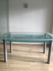 Glastisch 1 60x1 08m