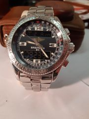 Breitling B1 Multifunktion Stahlband