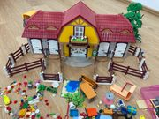 Großer Pferdehof Playmobil