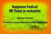 happiness Festival WE- Ticket