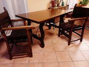 Esszimmertisch kompl mit 6 Stühlen