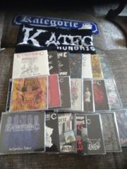 Kategorie C CDs Schal u