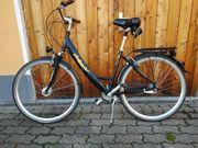 Hochwertiges Alu- Fahrrad von Continental