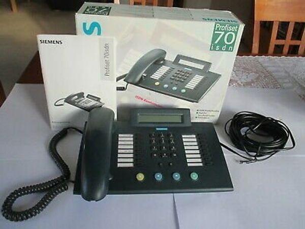 ISDN Telefon Profiset 70 Siemens