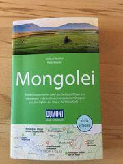 NEU Reiseführer Mongolei NEU