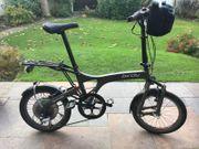 Birdy Faltrad Hybrid von Riese