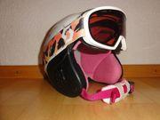 Mädchen-Skihelm