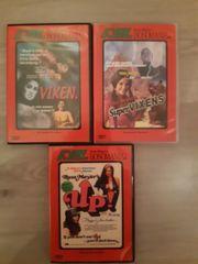Erotikfilme Klassiker Russ Meyer DVDs