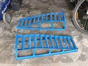 Kompressor Werkzeug und Auffahrrampen