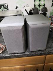 2 Stück 2-Wege Boxen Magnat
