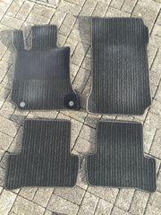 Original MERCEDES-BENZ Fußmatten Ripsmatten für