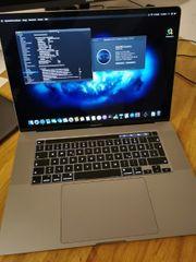 Macbook Pro 16 mit 512
