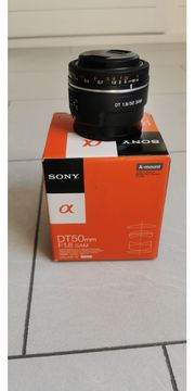 Sony SAL50F18 F 1 8